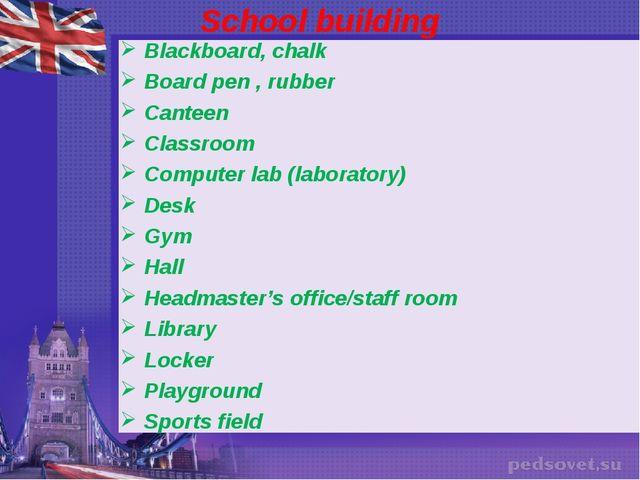 School building Blackboard, chalk Board pen , rubber Canteen Classroom Comput...