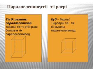 Пирамиданың бөлік құрамдары Жазық көпбұрыш- пирамиданың табаны Табан жазықтығ