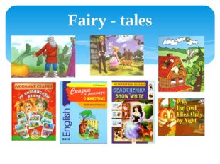 Fairy - tales