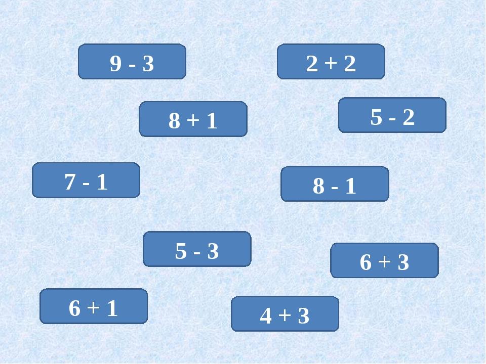 9 - 3 8 + 1 7 - 1 5 - 3 6 + 3 8 - 1 5 - 2 4 + 3 2 + 2 6 + 1