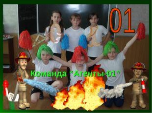 """Команда """"Агенты-01"""""""