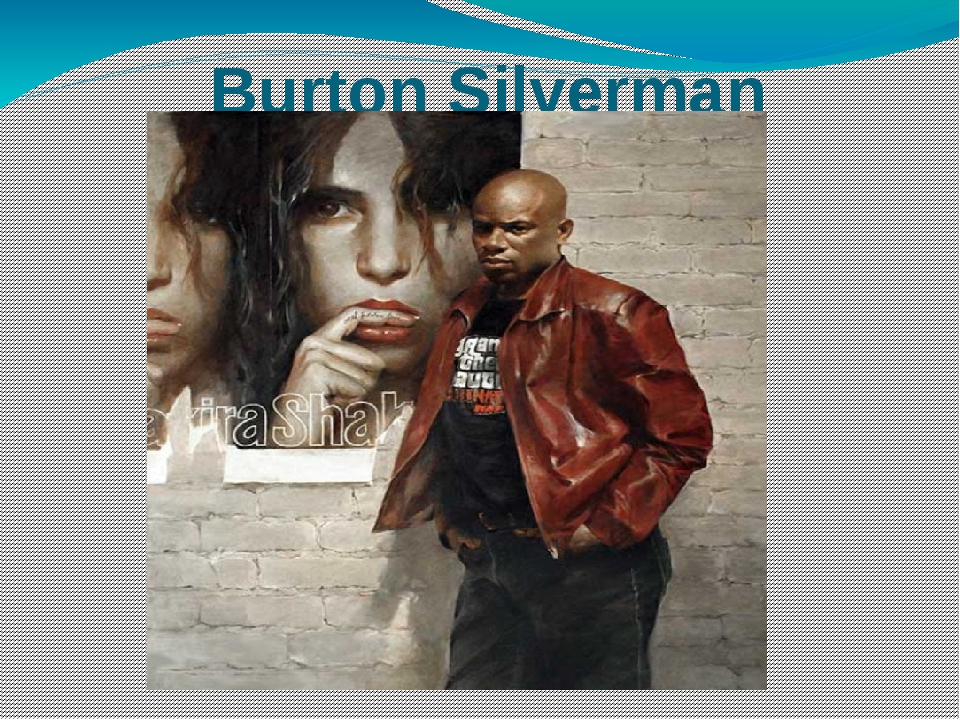 Burton Silverman