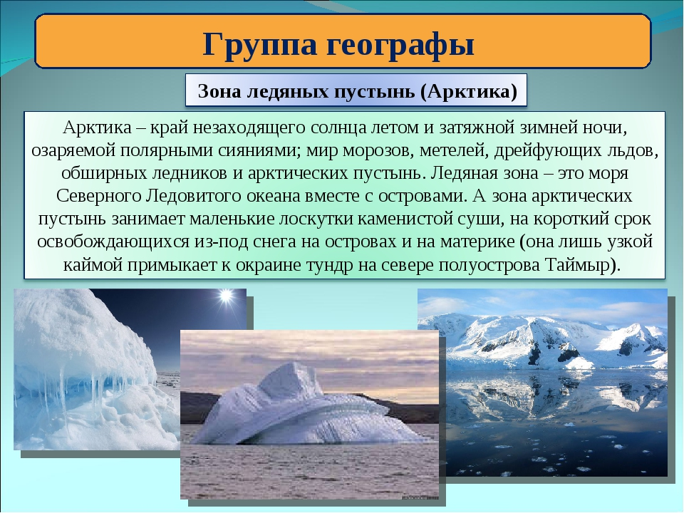 Группа географы