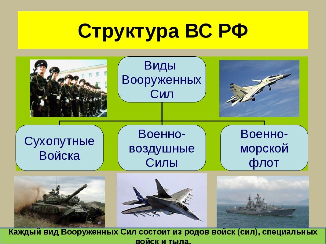 Российская армия рода войск картинки