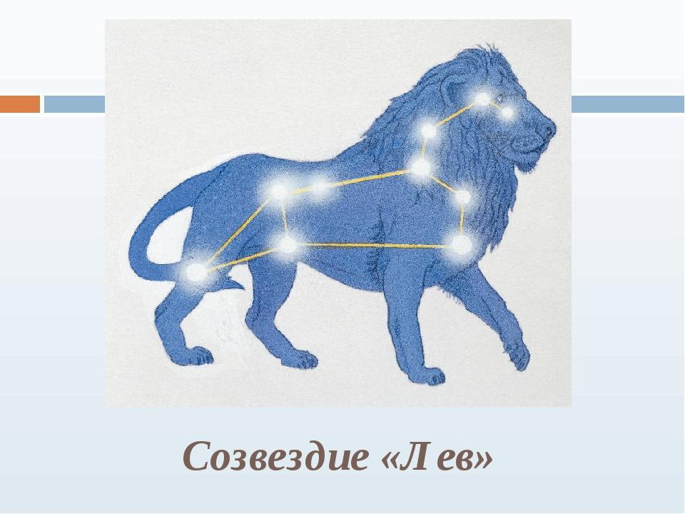 Созвездие «Лев»