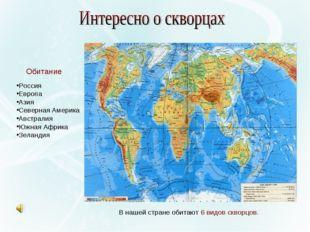 Россия Европа Азия Северная Америка Австралия Южная Африка Зеландия В нашей с