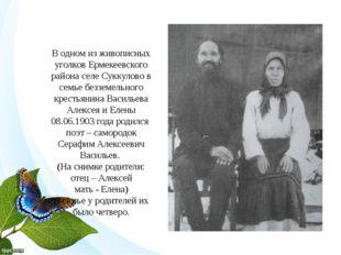 В одном из живописных уголков Ермекеевского района селе Суккулово в семье без