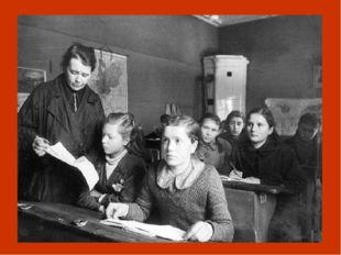 Писатель Александр Фадеев сказал: «Самый великий подвиг школьников Ленинград