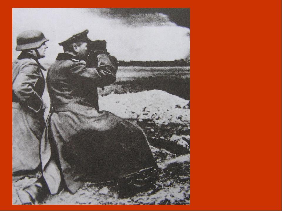За 3-4 месяца они хотели захватить всю европейскую часть СССР. Фашисты говори...
