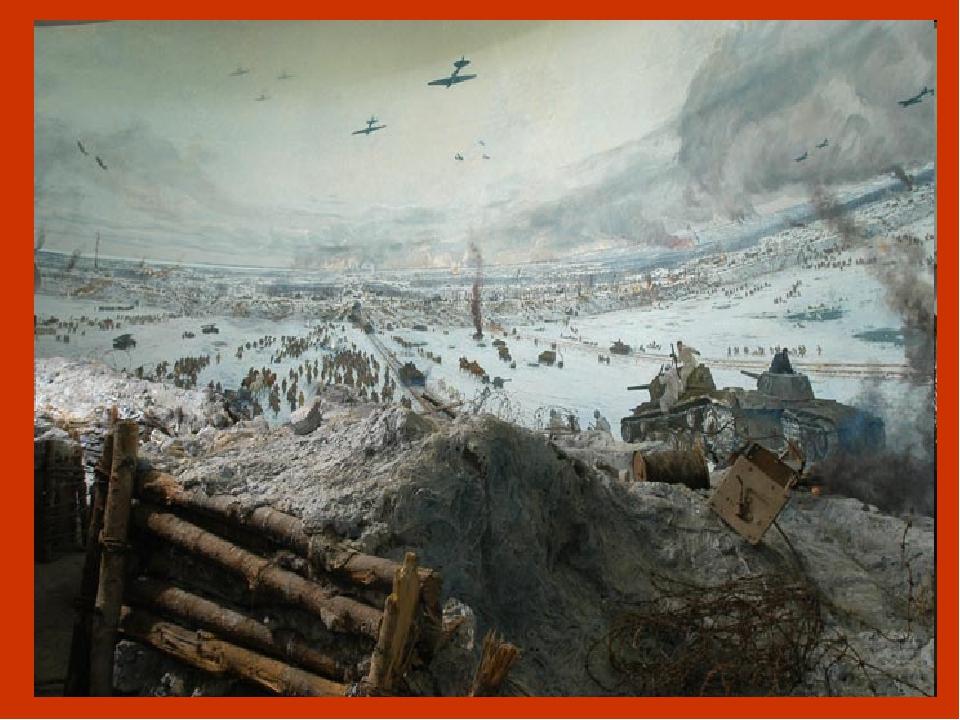 В январе 1943 года войска Ленинградского и Волховского фронтов получили прика...