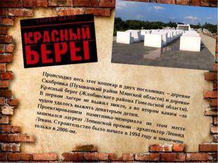 Происходил весь этот кошмар в двух поселениях – деревне Скобровка (Пуховичкий