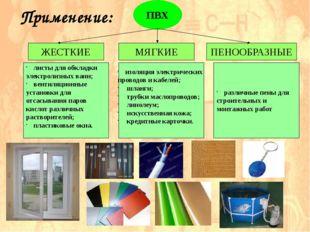 Применение: ПВХ ЖЕСТКИЕ МЯГКИЕ ПЕНООБРАЗНЫЕ листы для обкладки электролизных