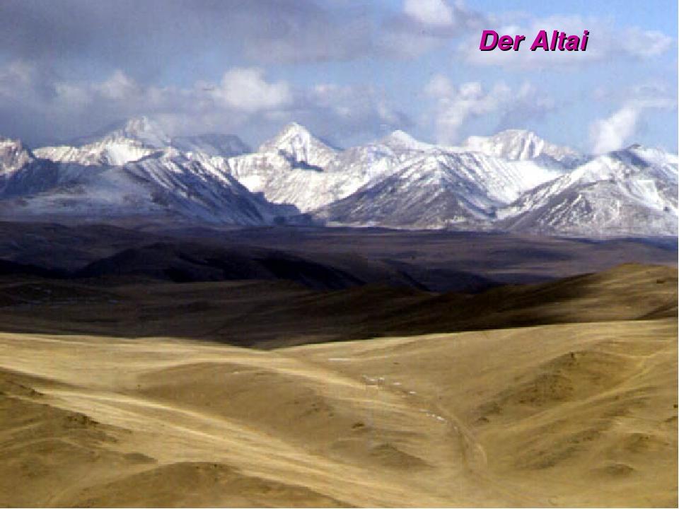 Der Altai