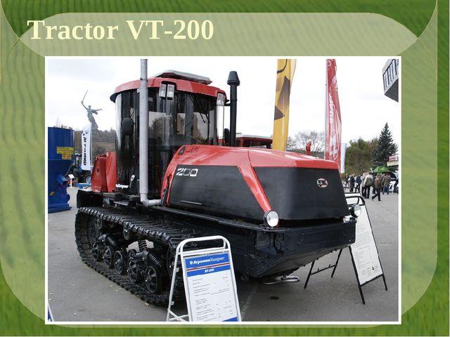 Tractor VT-200