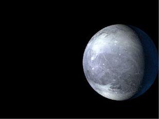 Спутник Земли - Луна Некоторые её области кажутся темными; еще в начале 17 ве