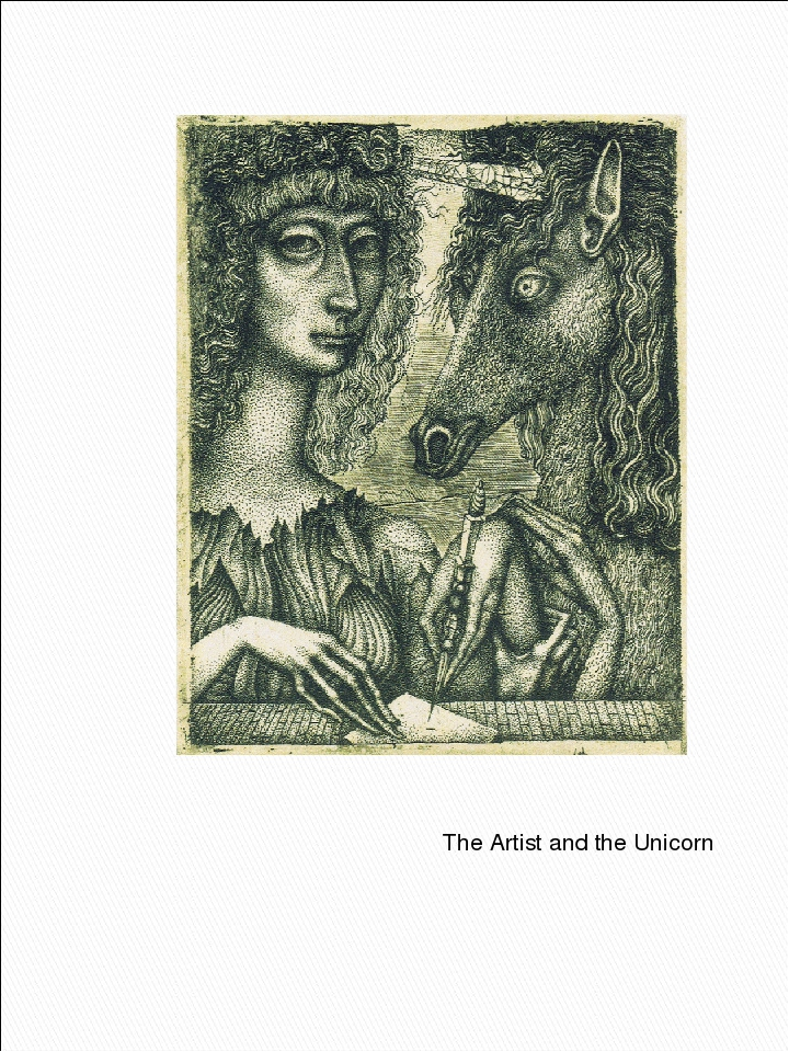 The Artist and the Unicorn