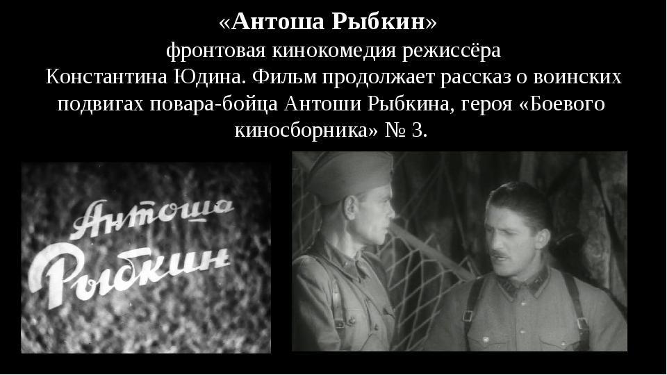 Перед атакой на село, захваченное фашистами, командир решает провести отвлек...