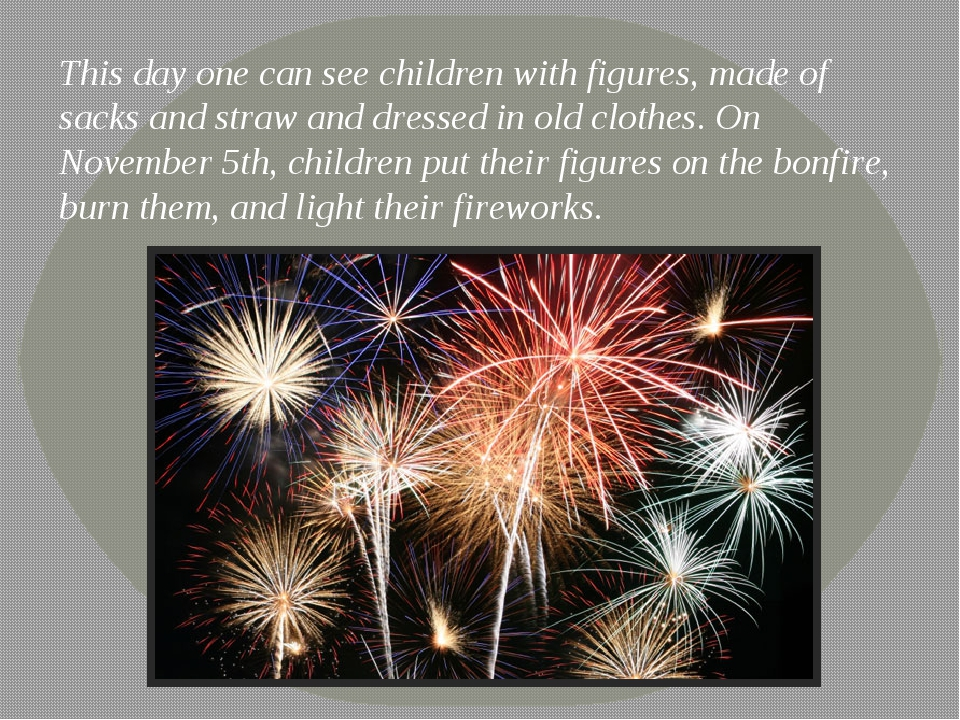 This day one can see children with figures, made of sacks and straw and dress...