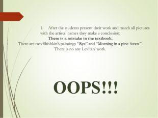 OOPS!!!
