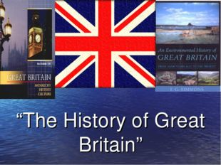 """The History of Great Britain"""