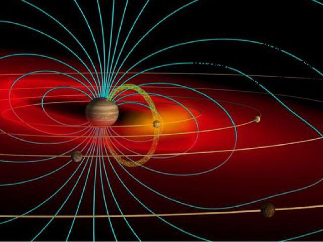 Магнитное поле Юпитера настолько мощное, что ежедневно обогащает магнитное по...