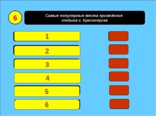 Самые популярные места проведения отдыха г. Красноярска Остров Татышев25 Рое