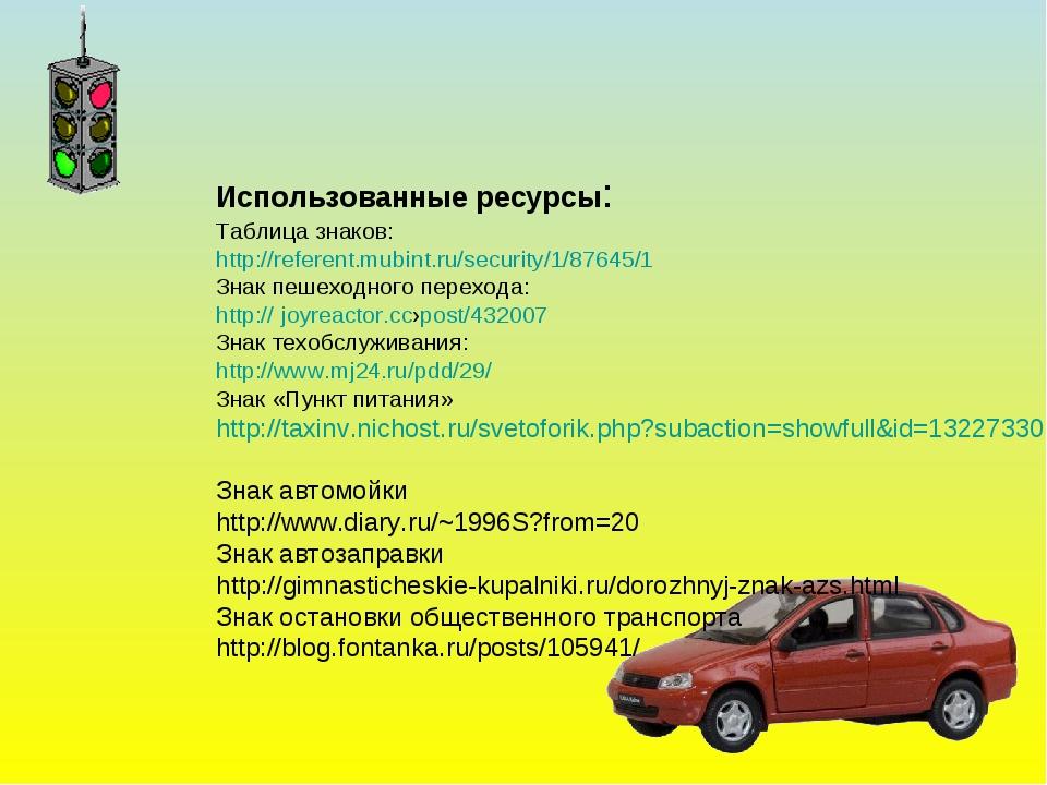Использованные ресурсы: Таблица знаков: http://referent.mubint.ru/security/1/...