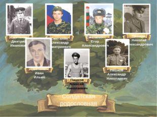 Пашков Алексей Николаевич Сметанин Дмитрий Иванович Сметанин Егор Александров