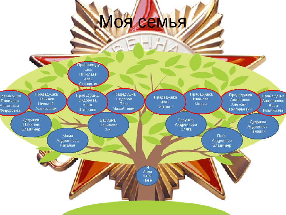 Моя семья Я Андреянов Павел Мама Андреянова Наталья Папа Андреянов Владимер Б...
