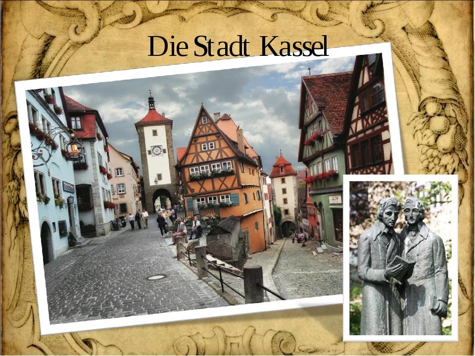Die Stadt Kassel