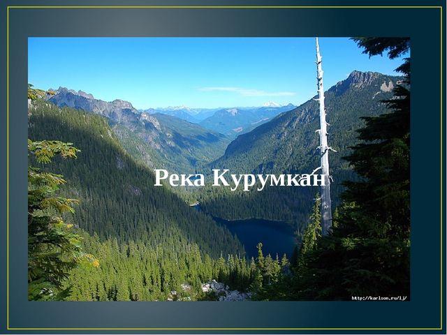 Река Курумкан