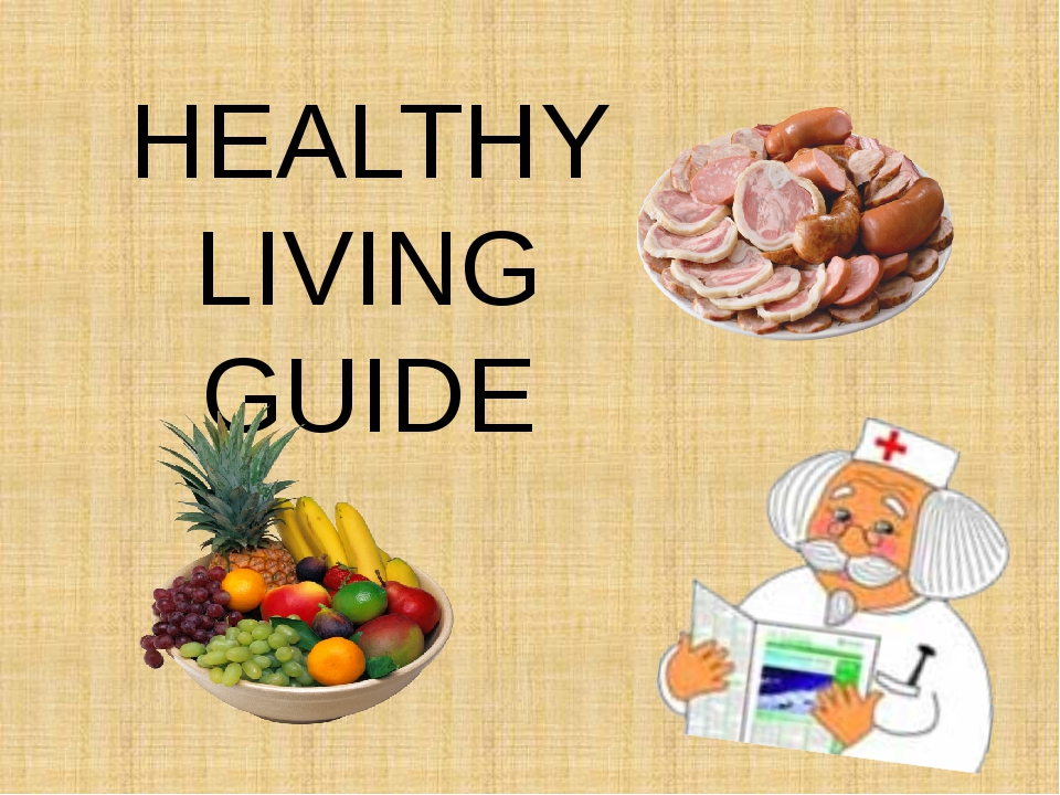 healthful living Healthy living is within your reach, starting today sure, healthy living is a long-term commitment, not a flash-in-the-pan fad but there are steps you can take right now that will make today.