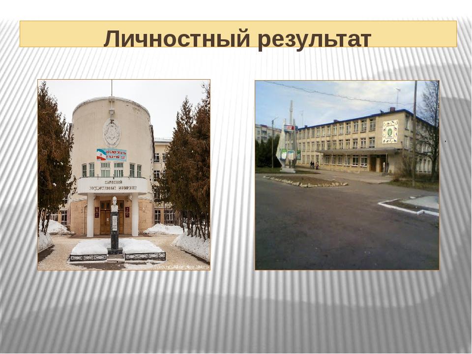 . Модель ожидаемого результата педагогической деятельности ЛР- личностные ре...