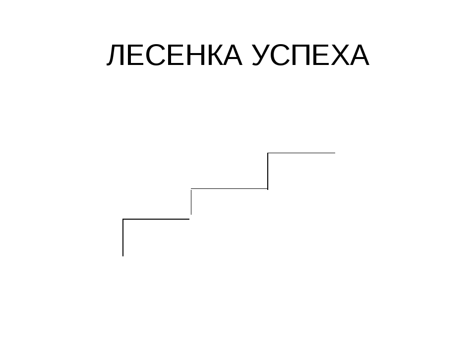 ЛЕСЕНКА УСПЕХА