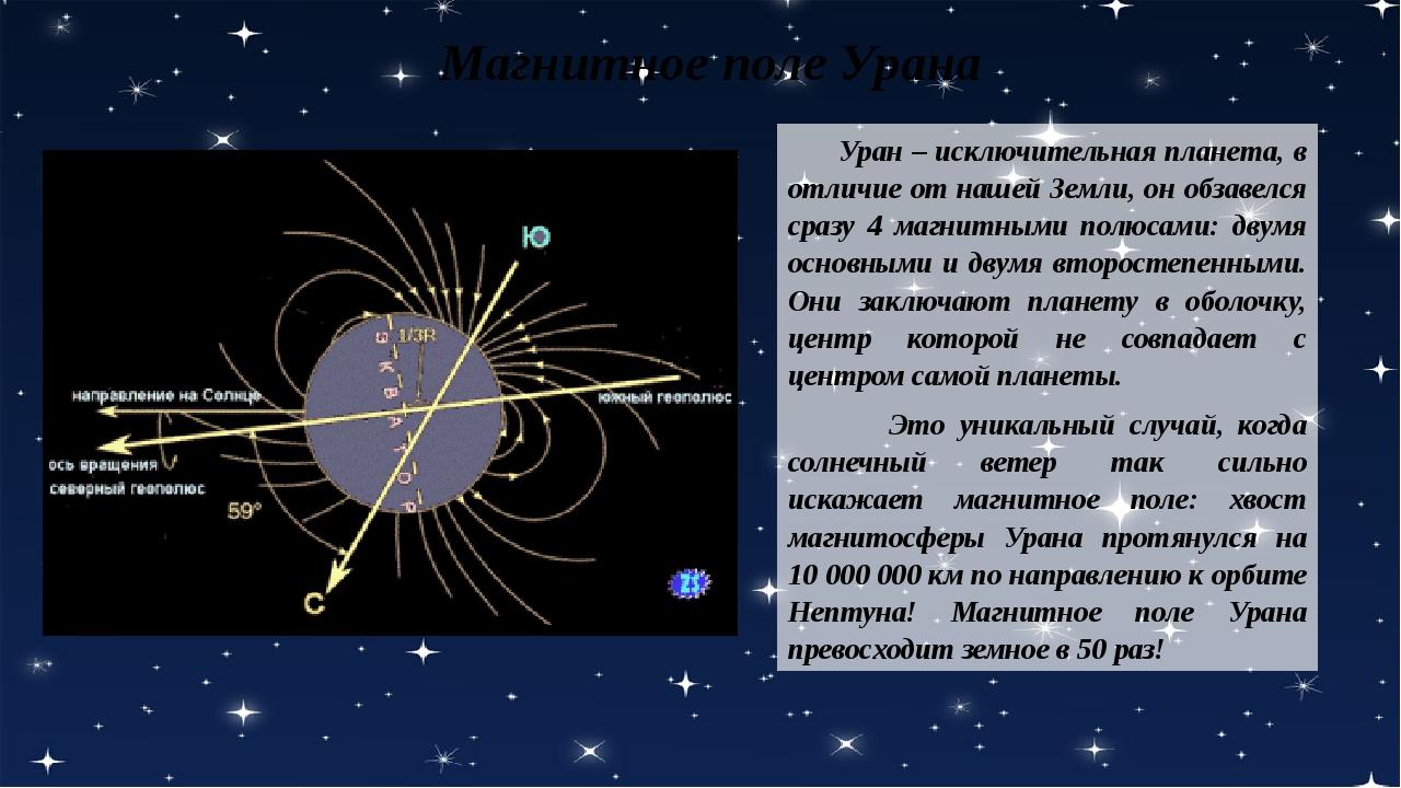 Уран – исключительная планета, в отличие от нашей Земли, он обзавелся сразу...