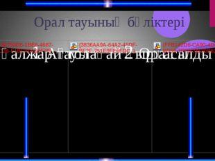 Орал алды(Жем) үстірті Орал алды үстірті Каспий маңы ойпаты мен Мұғалжар та