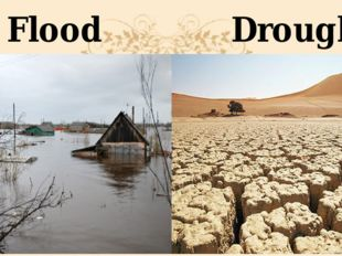 Flood Drought