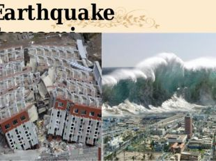 Earthquake Tsunami