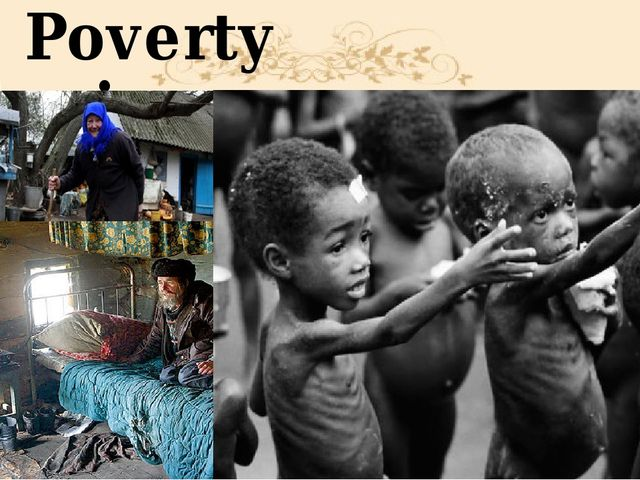 Poverty Famine