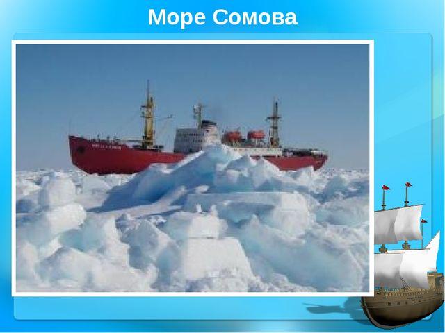 Море Сомова