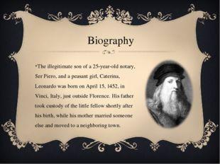 Leonardo da Vinci Artist Scientist Inventor
