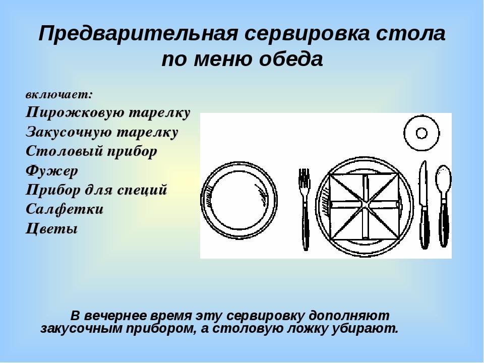 включает: Пирожковую тарелку Закусочную тарелку Столовый прибор Фужер Прибор...
