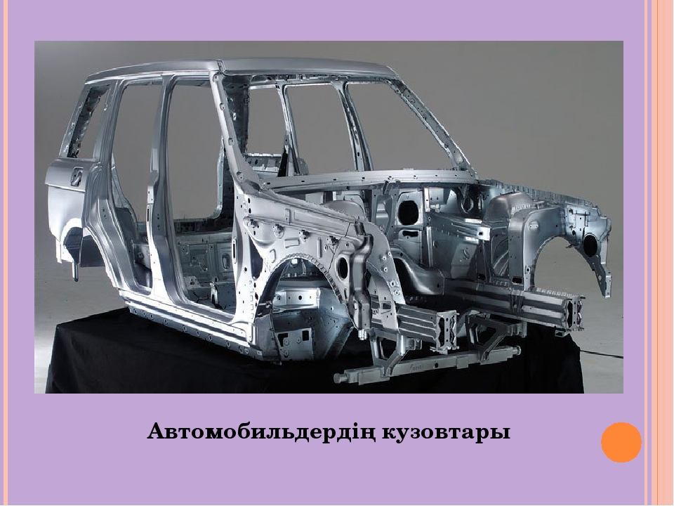Автомобильдердің кузовтары
