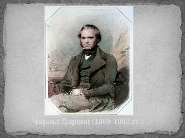 Чарльз Дарвин (1809-1882 гг.)