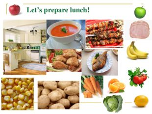 Let's prepare lunch! Kitchen - http://www.countryliving.com/cm/countryliving/