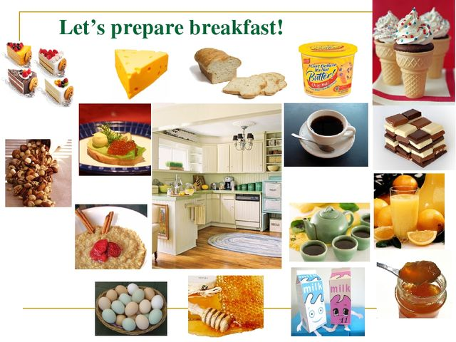 Let's prepare breakfast! Kitchen - http://www.countryliving.com/cm/countryliv...