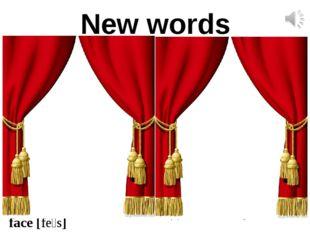 New words play a game[ˈpleɪ æ ɡeɪm] soccer[ˈsɒkə] the piano[ðe pɪˈanəʊ] paint