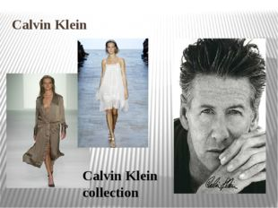 Calvin Klein Calvin Klein collection