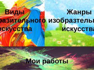 Графика Вид изобразительного искусства использующий в качестве основных изоб