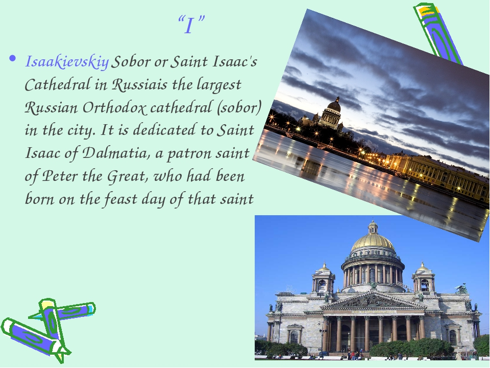 """""""I"""" Isaakievskiy Sobor or Saint Isaac's Cathedralin Russiais the largest Rus..."""
